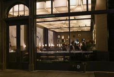 A new restaurant in Manhattan's Flatiron district, Maysville