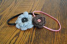 free crochet hair accessory patterns