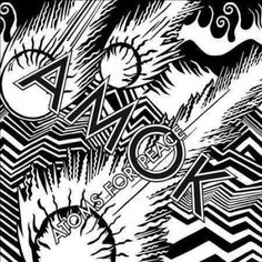 Atoms For Peace - Amok, Red