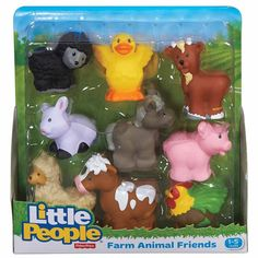 Fisher Price Little People Farm Animal Friends | ToysRUs Australia, Official Site - Toys, Games, Outdoor Fun, Baby Products & More