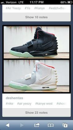 67871fa5084 Nike yeezy black and white Air Yeezy 2