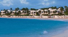 Cap Jaluca Anguilla- The waiters bring you icy cool towels while you sun on the beach. Ahhhh...