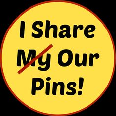 Everybody and anybody can pins as much as they want from any of my boards on any of my accounts! That's what Pinterest is all about!!