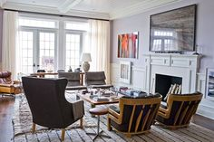 1000 images about paint colors on pinterest benjamin Touch of grey benjamin moore
