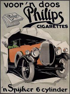 Vintage Tobacco/ Cigarette Ads of the Vintage Advertisements, Vintage Ads, Vintage Trends, Jugendstil Design, Poster Ads, Old Ads, Art Nouveau, Gray Background, Travel Posters