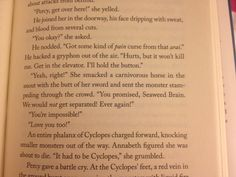*HOH SPOILERS* Don't read unless you have read the house of hades, seriously? Who keeps posting this stuff?
