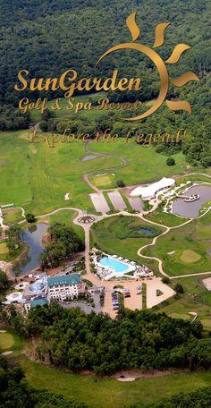 SunGarden Resort în Baciu Best Spa, Wedding Night, Four Square, Perfect Place, Golf Courses, Explore, Sunset, Clothes, Outfits
