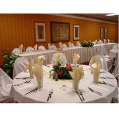 MCM Eleganté Hotel & Event Center - 7,400 square feet of meeting and event space in the Midtown/University area.