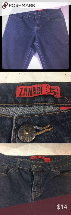 Zanadi Women's Jeans Straight leg Zanadi Women's Jeans 16% cotton 22% polyester 2% spandex stretch in Jeans zanadi Jeans Straight Leg