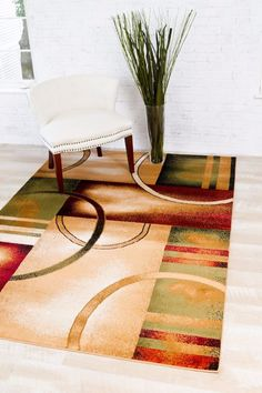 Add a personal touch to your home with the latest #rugs and runners for the season. To add a splash of colour to neutral living areas, you'll love the cosy coloured ... #Carpet #AreaRug