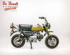 Honda z50j1 Belgian model