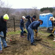 Equestrian team gives back, participating in community service.