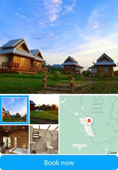 Tarnjedton Pai Resort (Pai, Thailand) – Book this hotel at the cheapest price on sefibo.