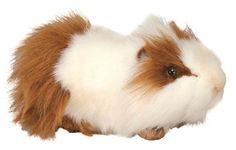 Hansa's plush life-like T/W Guinea Pig