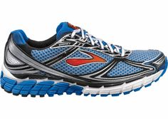 """Brooks Ghost 5, Now available!  Can you say THREE-peat? Like the Ghost 3 and 4, the Ghost 5 was deemed """"Editor's Choice"""" in Runner's World's Fall 2012 Shoe Guide in the September issue. Runner's World described the Ghost 5 as """"a versatile shoe that can handle whatever workouts you throw at it"""" and noting that the Ghost """"remains fairly lightweight with a soft heel and relatively firm forefoot, which gives wearers a fast feel."""""""