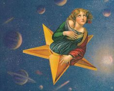 The Smashing Pumpkins - Mellon Collie and the Infinite Sadness (1995) - Illustrator : John Craig.
