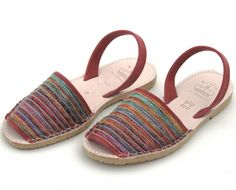 FIARA ABARCAS MENORQUINAS « Verano Shoes - Sandals