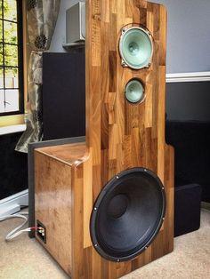 LampizatOr Loudspeaker P17