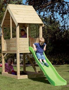 lovehome.co.uk: Garden design ideas for kids' outdoor playhouses