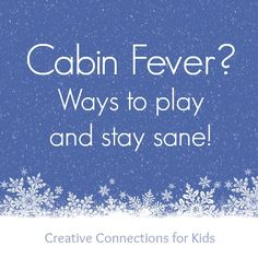 Keep the kids busy and happy!