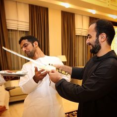 Majid MRM celebrando su cumpleaños, 16/10/2014. Vía: H. Taresh Alamimi (taresh555)