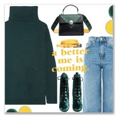 Sans titre #1418 by sarabutterfly on Polyvore featuring polyvore fashion style Prada Topshop Yves Saint Laurent clothing