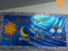 Bulletin board Toddlers