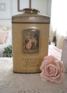 Vintage French Talc…