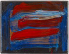 Exhibition of recent paintings by Howard Hodgkin on view at Gagosian Gallery in New York Howard Hodgkin, Art Shed, Gagosian Gallery, Hans Peter, Picasso Paintings, Art Walk, First Art, Henri Matisse, Types Of Art