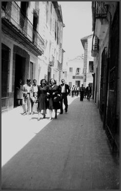 Anys 50 El Record, Javea Spain, Old Photos, Street View, Antigua, Old Pictures, Vintage Photos
