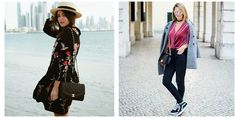 Mix of Colors and Patterns: 7 dias, 7 Looks #181