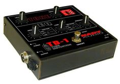 Nady TD-1 Classic Tube Distortion Foot Pedal by Nady. $129.95. Save 19% Off!
