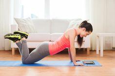le migliori app per allenarsi in casa