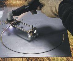 Thermal Dynamics 7-3291 Circle Cut Guide Kit, 2.125 - 27.75 in