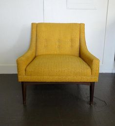 Cool chair dithered over by Red House West