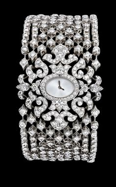 Chanel Watch | Fashion Jewellery Watches | Rosamaria G Frangini