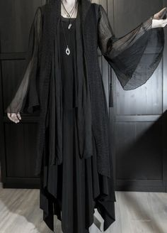 Best Fashion Advice of All Time – Best Fashion Advice of All Time Mori Fashion, Fashion Mode, Fashion Outfits, Witch Fashion, Gothic Fashion, Alternative Outfits, Alternative Fashion, Casual Goth, Pretty Outfits