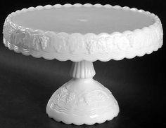 Rozlynn's Homemade Goodness: Vintage Cake Stands...................
