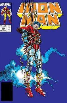 Iron Man #232 barry smith