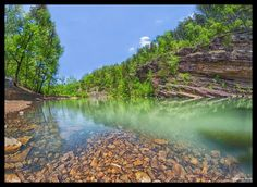 12 Little Known Beaches in Arkansas That'll Make Your Summer Unforgettable - 12 Little Known Beaches in Arkansas That'll Make Your Summer Unforgettable Jack Creek Recreation Area (near Booneville) Vacation Places, Vacation Spots, Places To Travel, Places To See, Hidden Places, Vacation Ideas, Heber Springs Arkansas, Fayetteville Arkansas, Weekend Trips