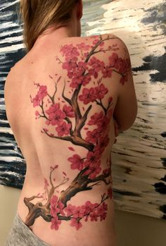 Cherry blossom tattoo on back, shoulder and collarbone on back shoulder tattoos on back on back harry potter blossom tattoos on back Forearm Band Tattoos, Flower Wrist Tattoos, Finger Tattoos, Leg Tattoos, Body Art Tattoos, Sleeve Tattoos, Arrow Tattoos, Cross Tattoos, Spine Tattoos