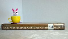 Costume Book Folk and Festival Costume of the by vintagepoetic, $20.00