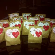 Goodie Bags for my cheerleaders for cheer camp. Each individualized with their names on them! Little Sister Gifts, Little Sisters, Volleyball Decorations, Cheerleading Crafts, Spirit Finger, Cheer Someone Up, Cheer Spirit, Cheer Camp, Cheer Stuff