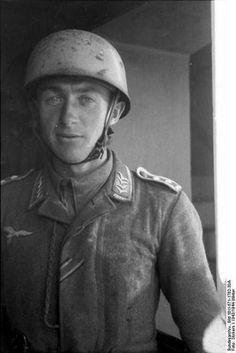 Paracaidistas Alemanes II WW.