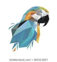 Find Low Poly Bird Vector Low Poly stock images in HD and millions of other royalty-free stock photos, illustrations and vectors in the Shutterstock collection. Geometric Drawing, Geometric Shapes, Circle Art, Geometry Art, Origami Animals, Drawing Reference Poses, Arte Pop, Stencil Art, Low Poly
