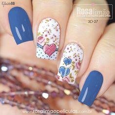#nail #nailart #nailidea #nailinspiration #naildesign #nagel #nageldekoration #chiodo #clou #uña Cute Acrylic Nails, Cute Nails, Pretty Nails, My Nails, Beautiful Nail Designs, Cute Nail Designs, Beautiful Nail Art, Dream Nails, Health And Beauty Tips