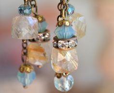 lovely earrings by maliakalikina