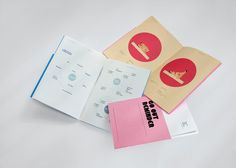 Voice of Good Morning by Jim Wong, via Behance