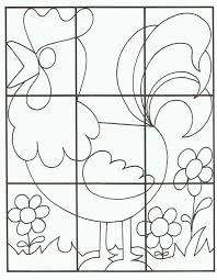 Bildresultat för kippenhok kleurplaat