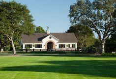 Custom Horse Barn Exterior, Leonard Unander Associates, Inc.